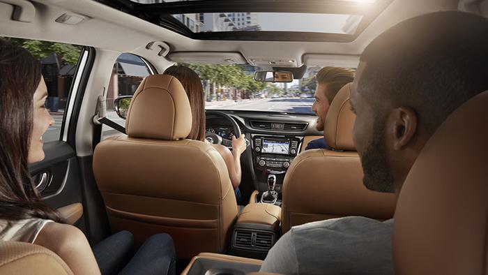 2017 Nissan Rogue Hybrid Sl 2017 Nissan Rogue Hybrid Goes