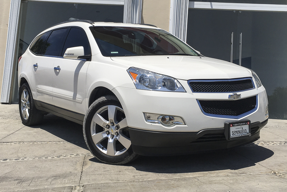 Chevrolet Traverse Paq C - GocarCredit