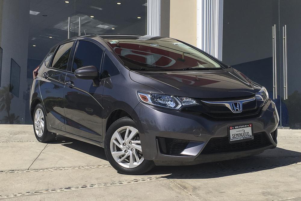 Honda Fit Fun manual - GocarCredit