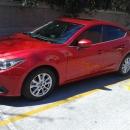 Mazda 3 Sedan i Touring Aut 2016