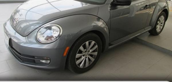 Volkswagen Beetle Frente 9