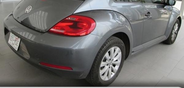 Volkswagen Beetle Tablero 7