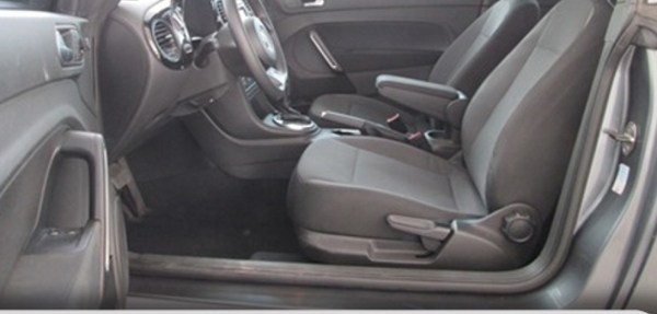 Volkswagen Beetle Atrás 3