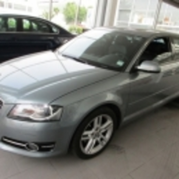 Audi A3 1.8L Attraction Special Edition  2012