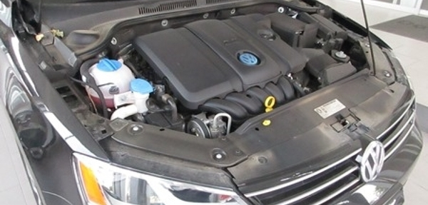 Volkswagen Jetta Interior 2