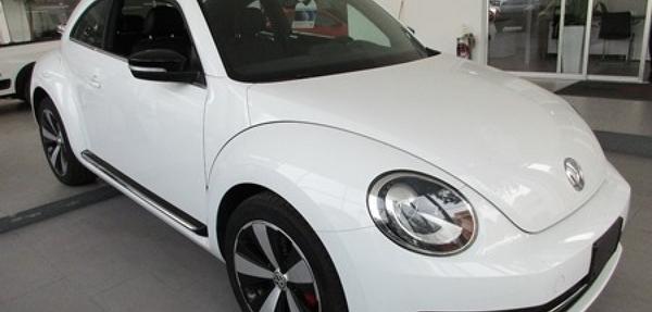 Volkswagen Beetle Turbo 2014