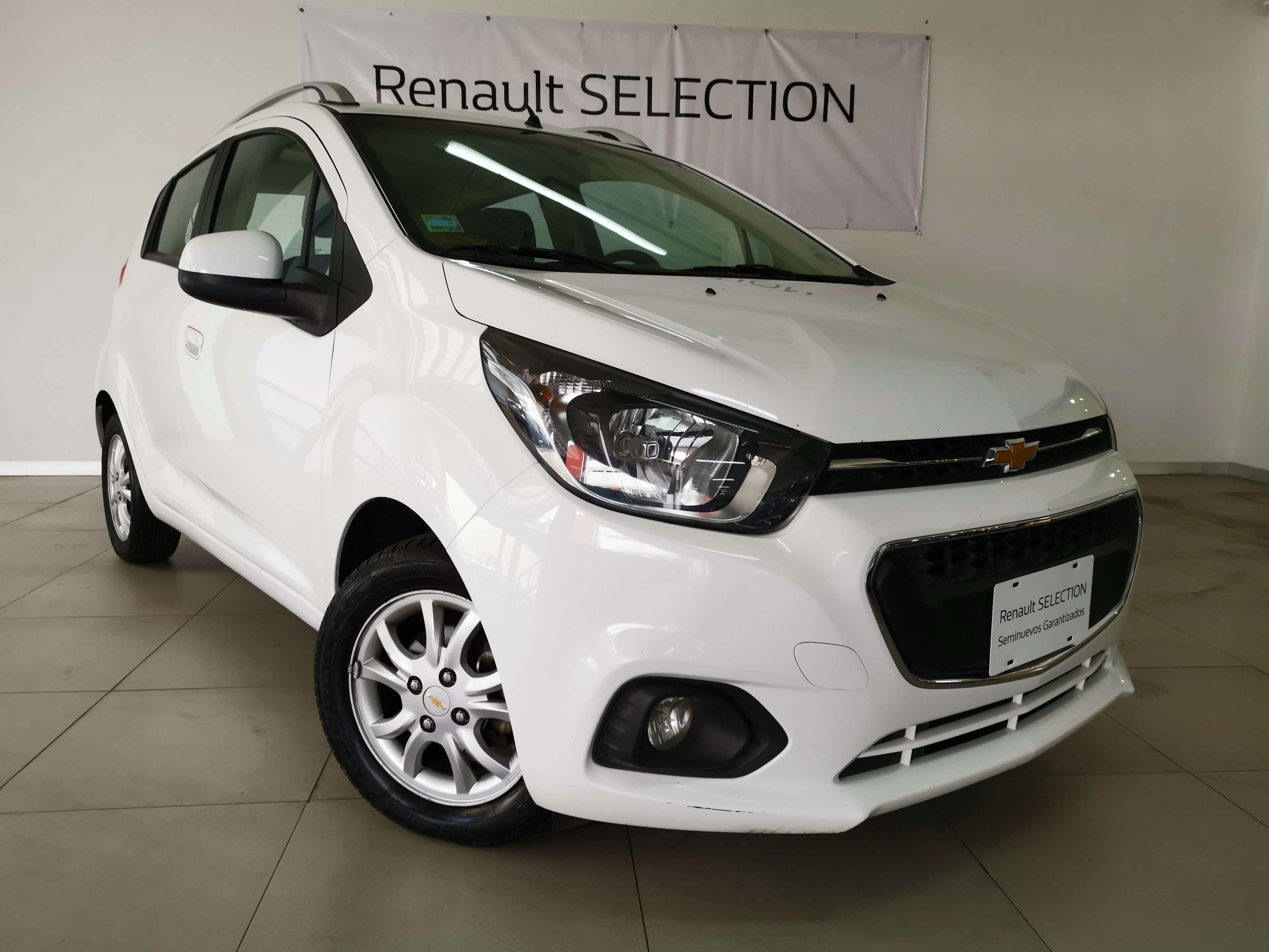 Chevrolet Beat Asientos 20