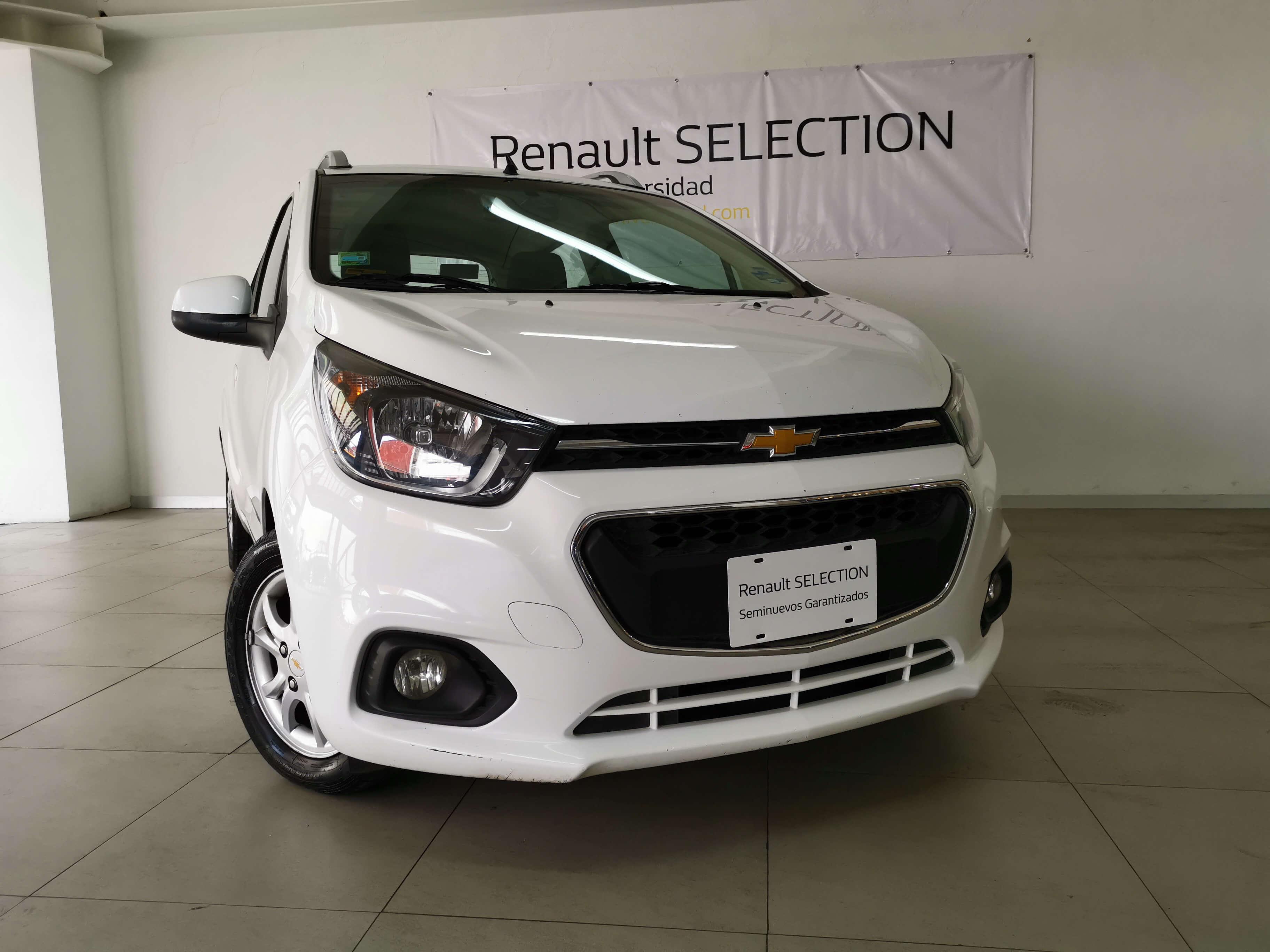 Chevrolet Beat Frente 6