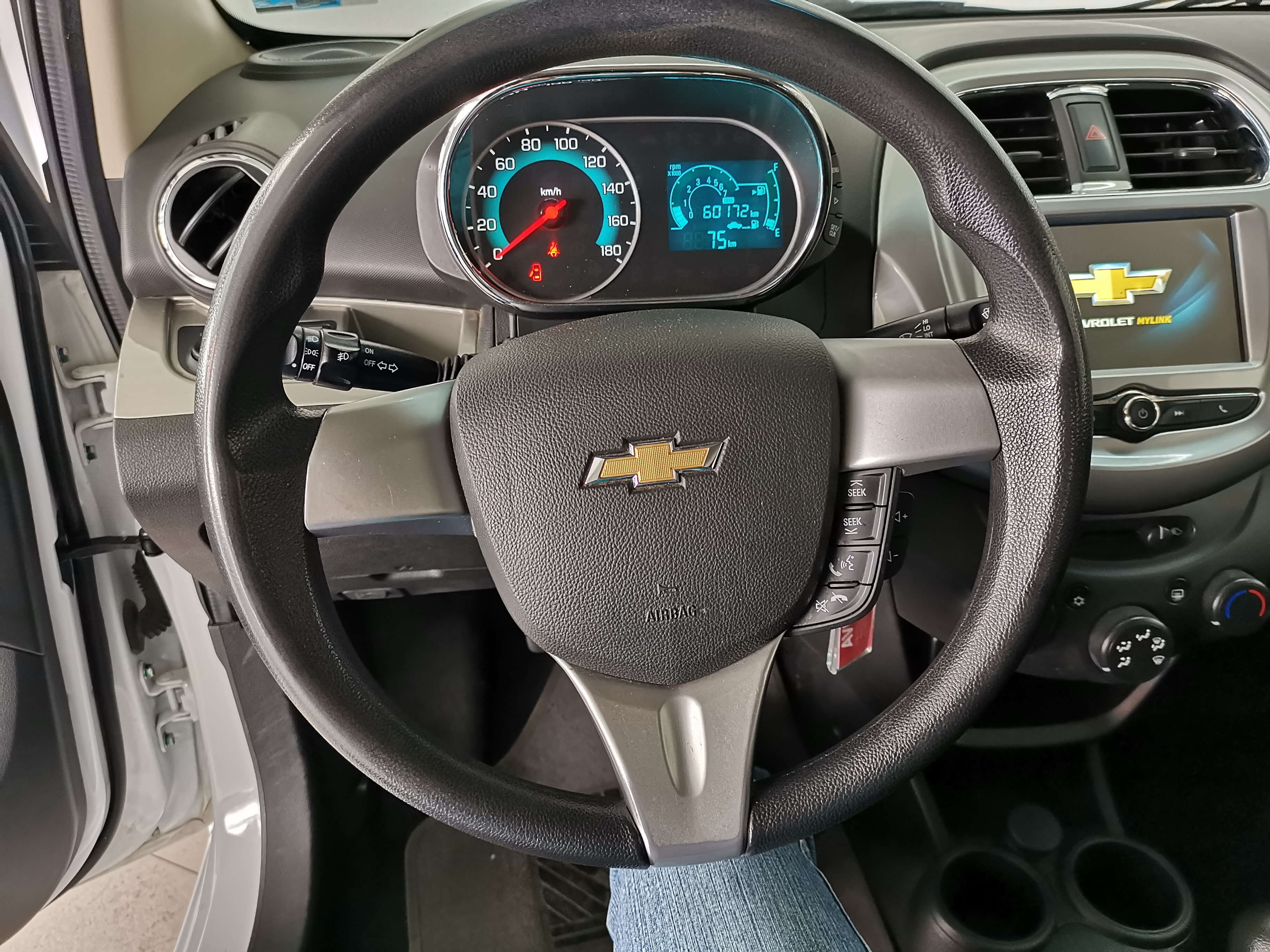 Chevrolet Beat Tablero 11