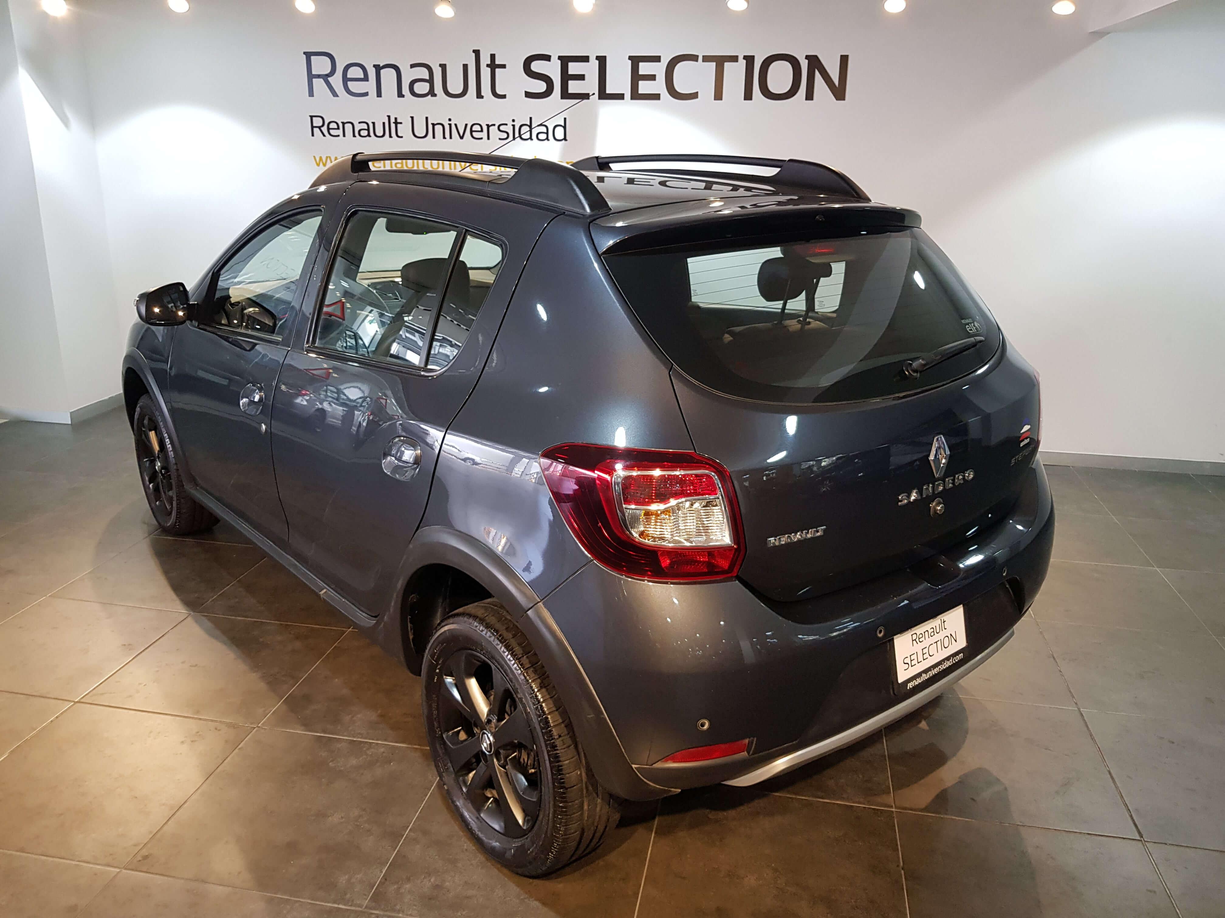 Renault Stepway Lateral izquierdo 5