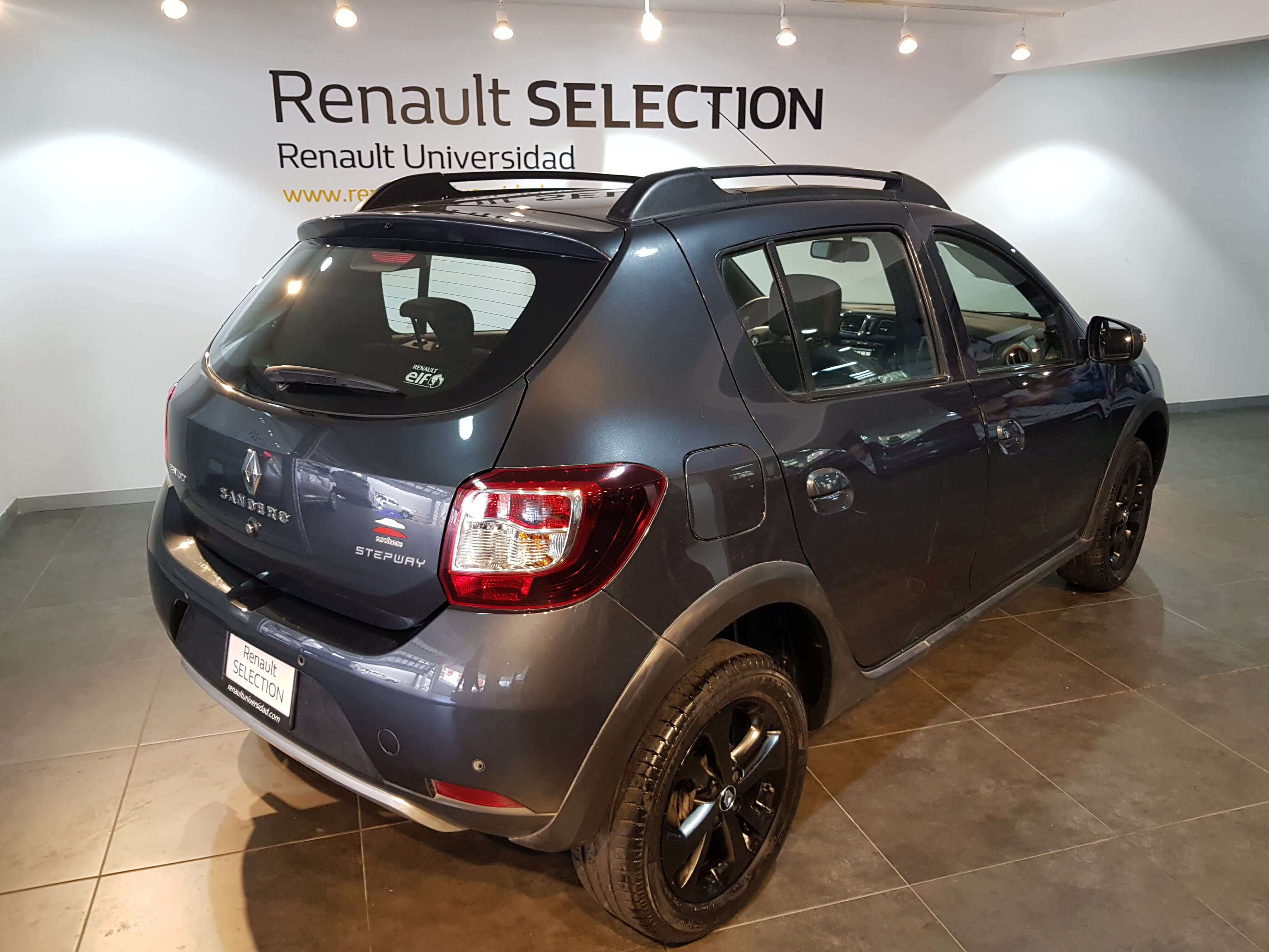 Renault Stepway Tablero 6