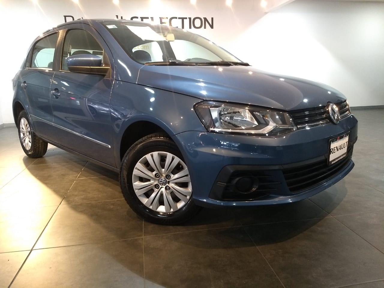 Volkswagen Gol Lateral derecho 2