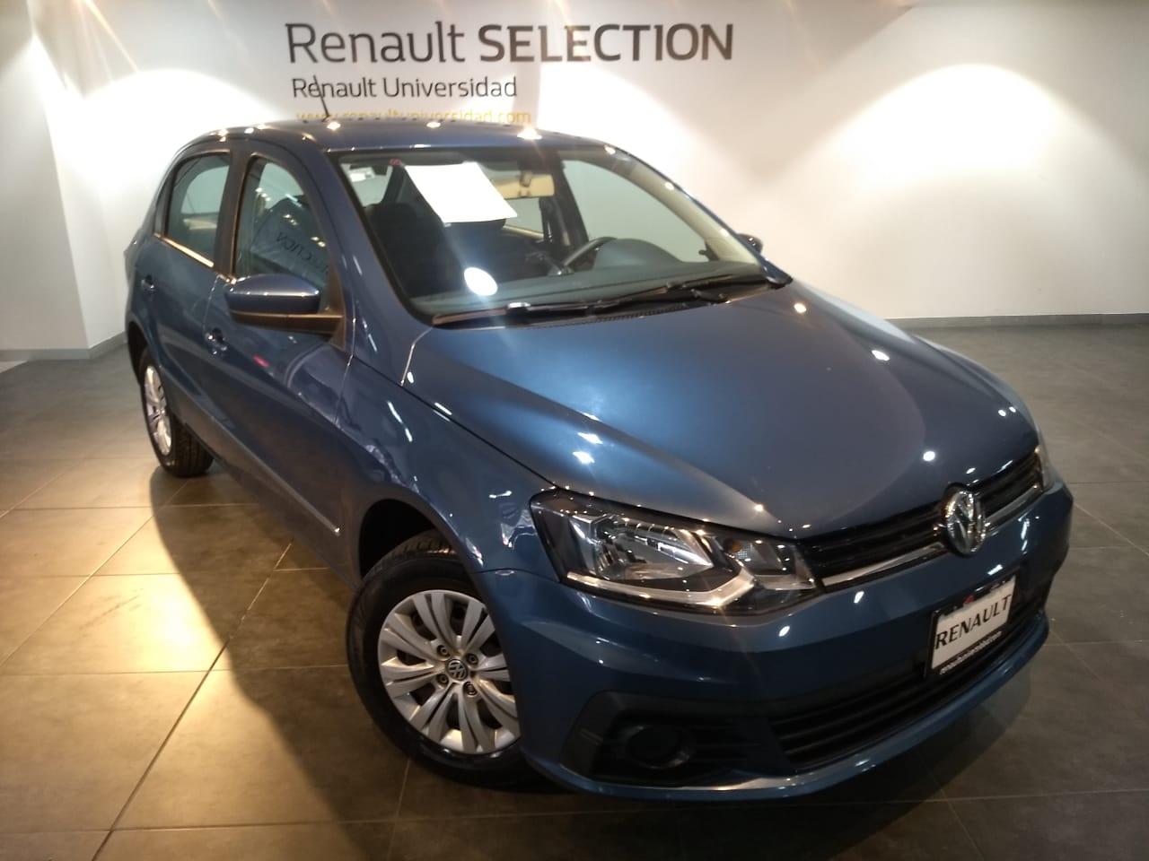 Volkswagen Gol Asientos 3