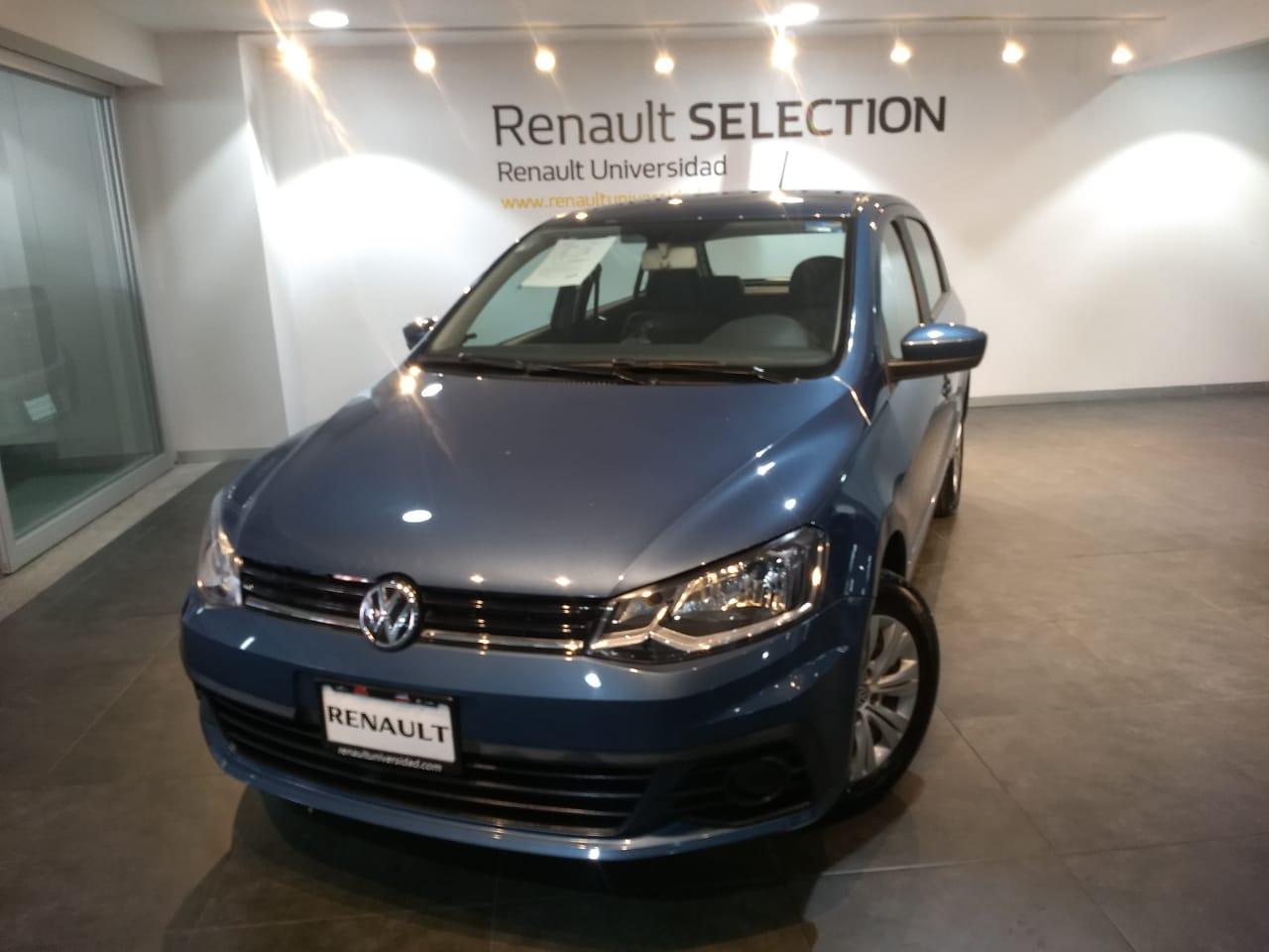 Volkswagen Gol Lateral izquierdo 7
