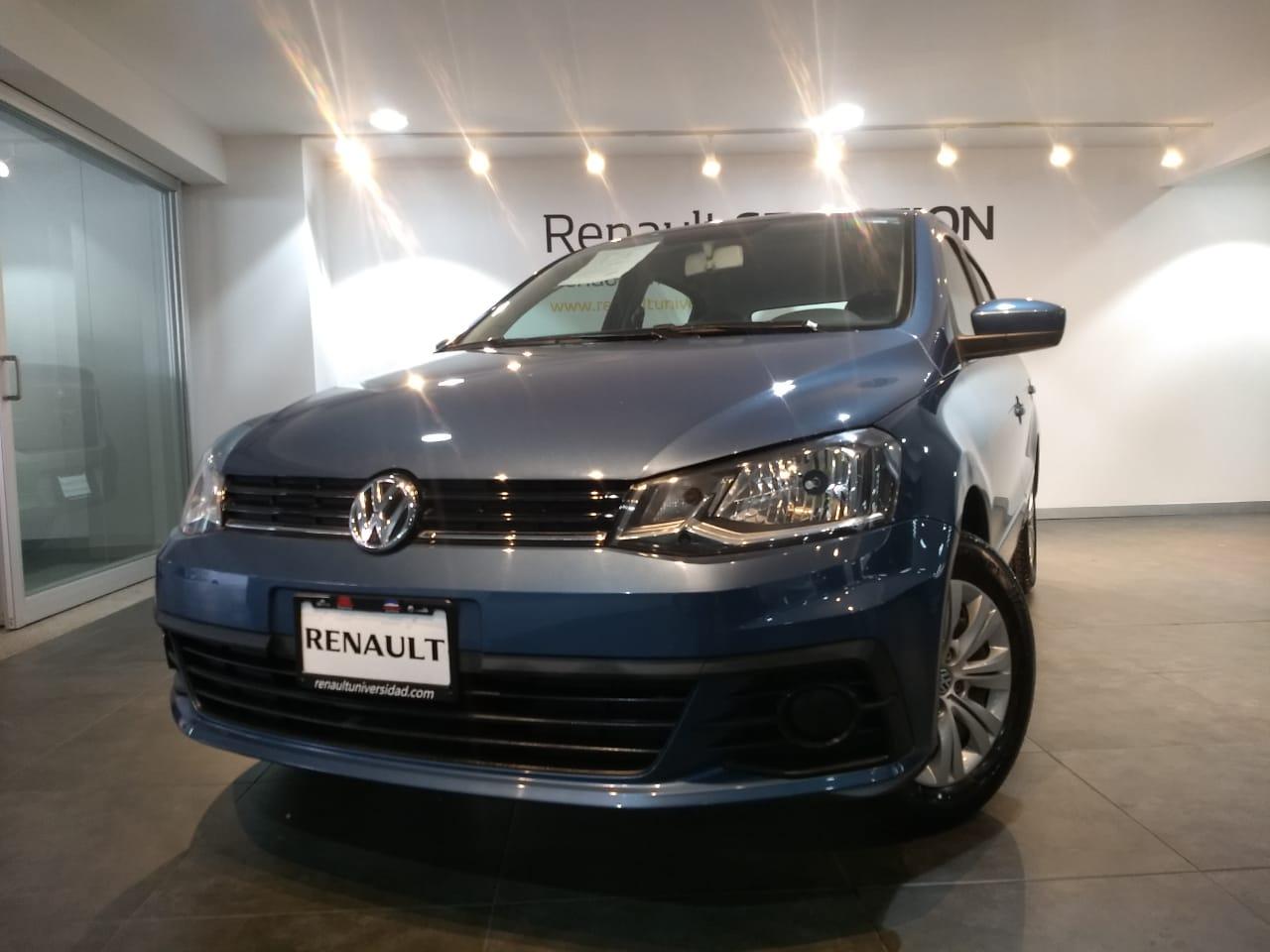 Volkswagen Gol Asientos 8