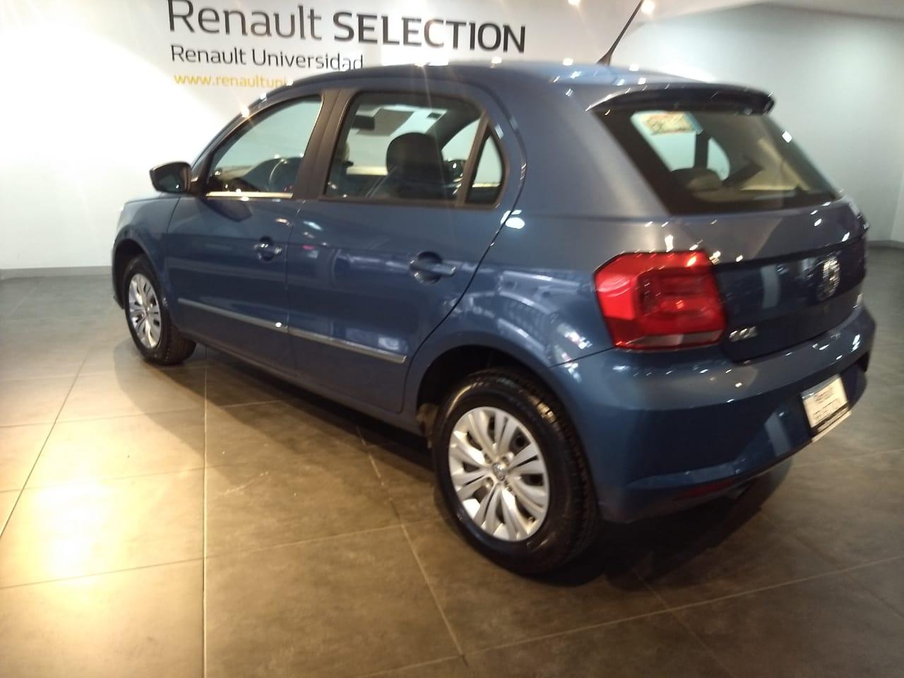 Volkswagen Gol Asientos 11