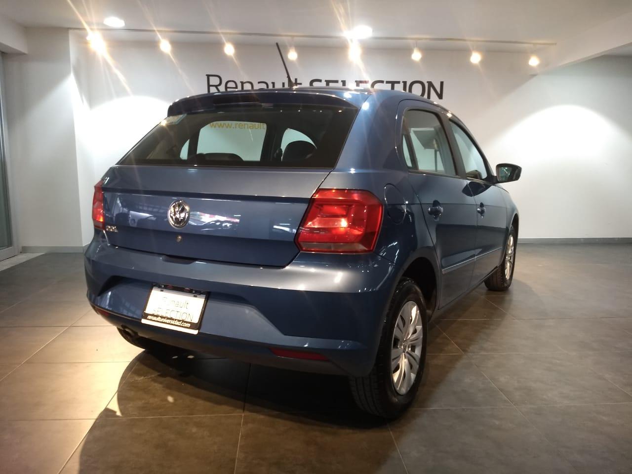 Volkswagen Gol Lateral derecho 12