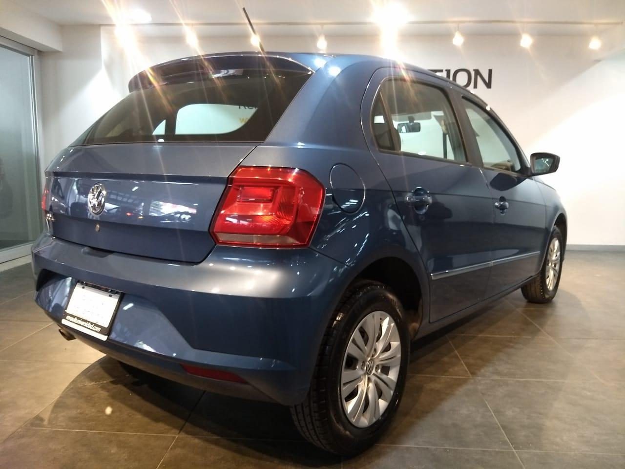 Volkswagen Gol Arriba 13