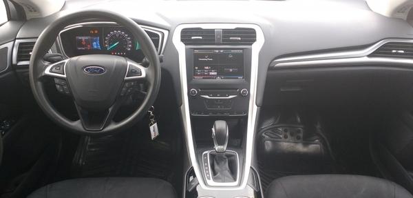 Ford Fusion Llantas 5