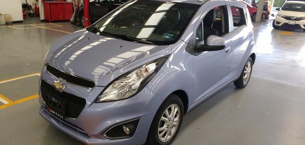 Chevrolet Spark Frente 12