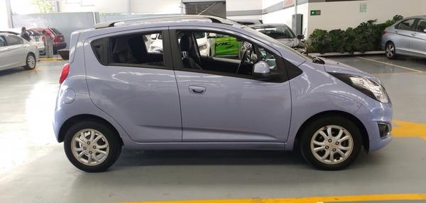 Chevrolet Spark Frente 11