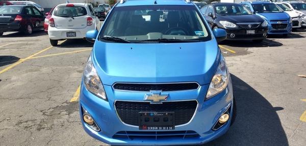 Chevrolet Spark Tablero 17