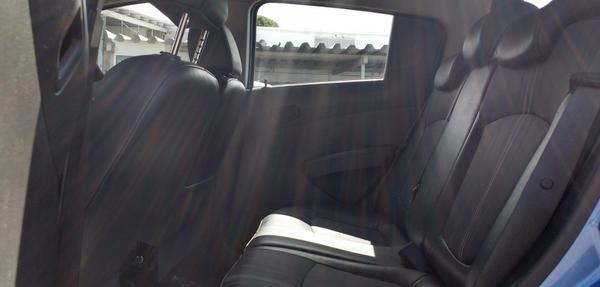 Chevrolet Spark Interior 9