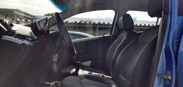 Chevrolet Spark Interior 8