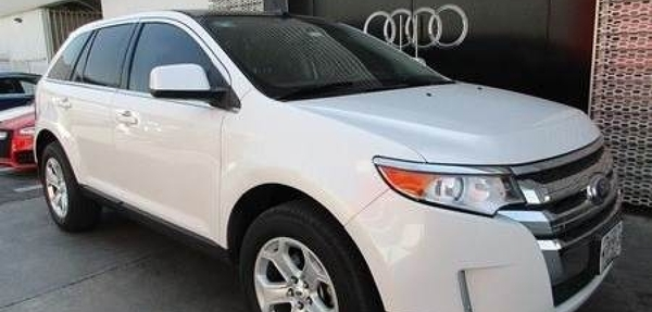 Ford Edge Tablero 1