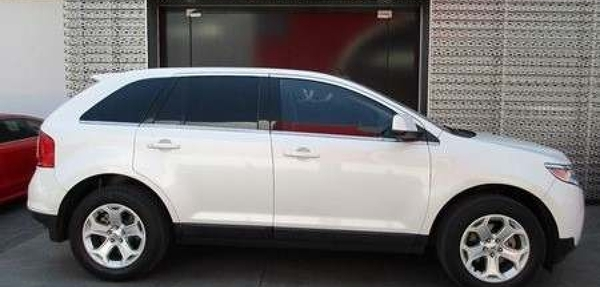 Ford Edge Tablero 9