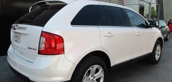 Ford Edge Tablero 8
