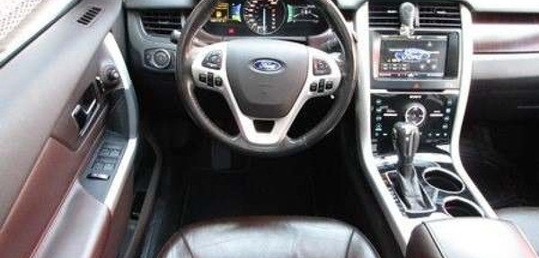 Ford Edge Interior 4