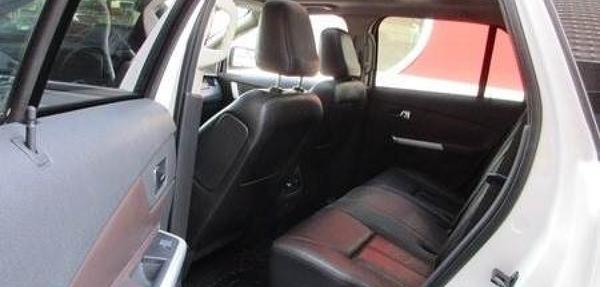 Ford Edge Asientos 3