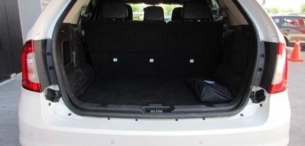 Ford Edge Interior 2
