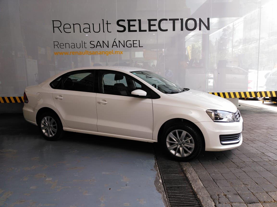 Volkswagen Vento Vento Startline Tiptronic