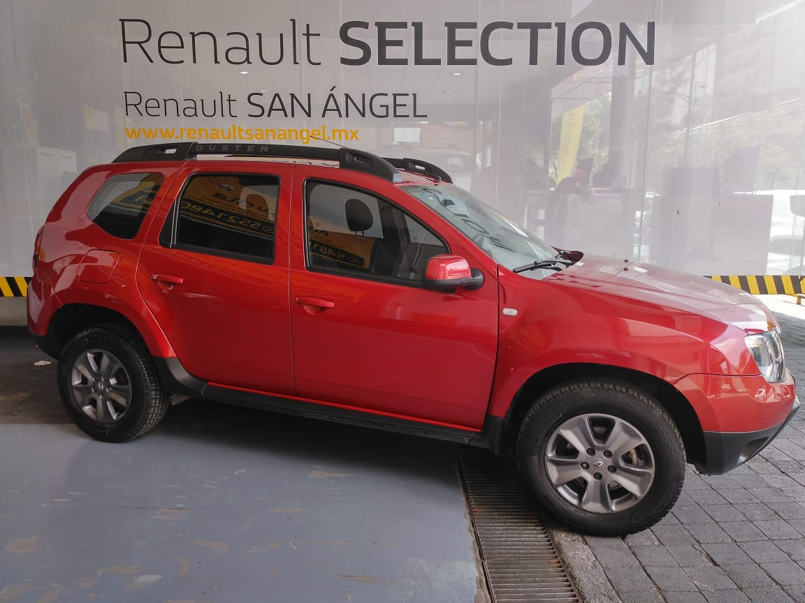 Renault Duster Intens TA