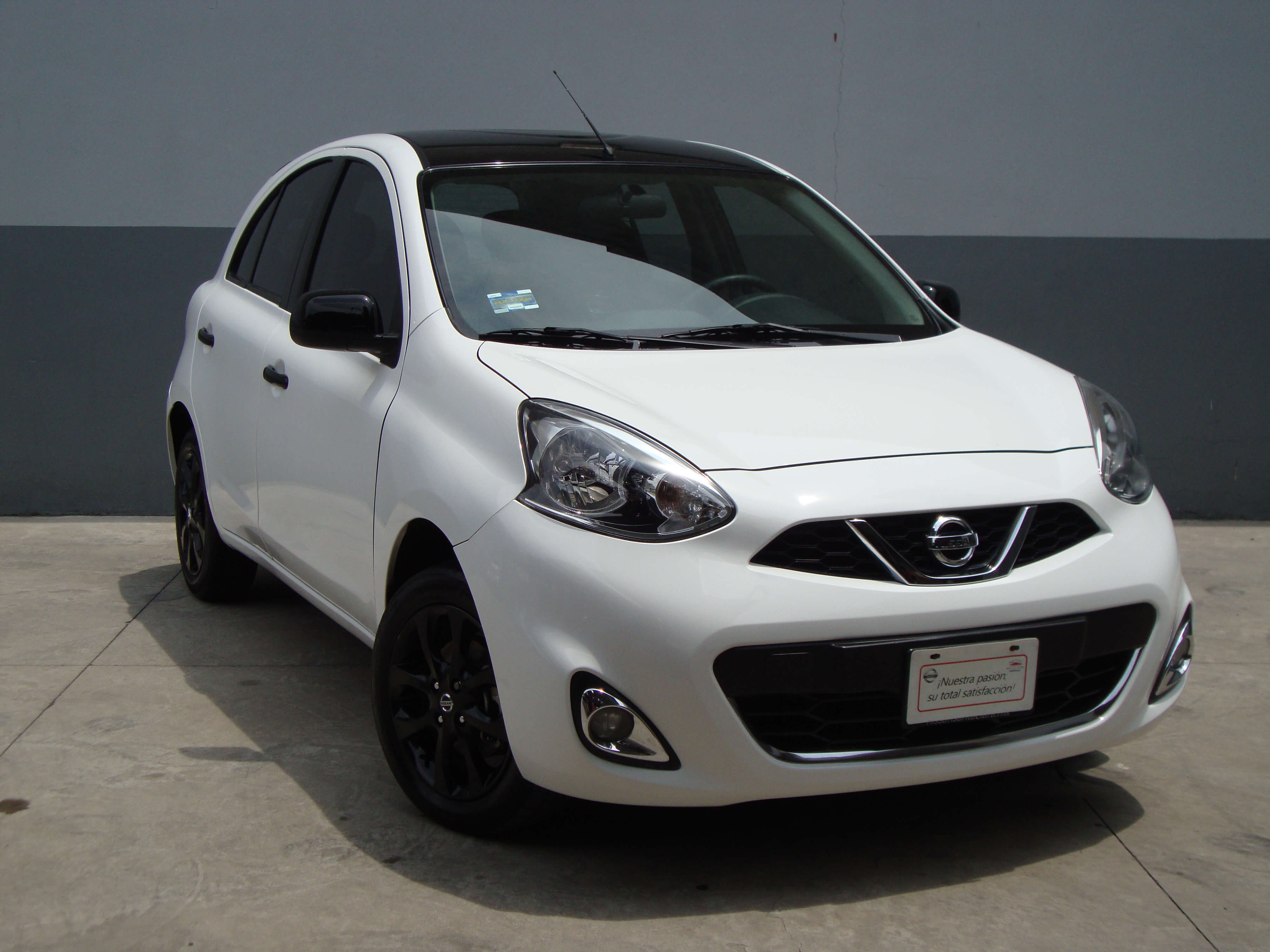 Nissan March ADVANCE TM - GocarCredit