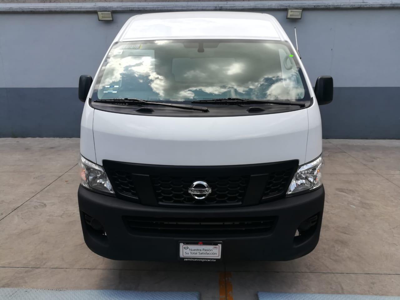 Nissan Urvan NV350 URVAN PANEL AMPLIA A/A T/M