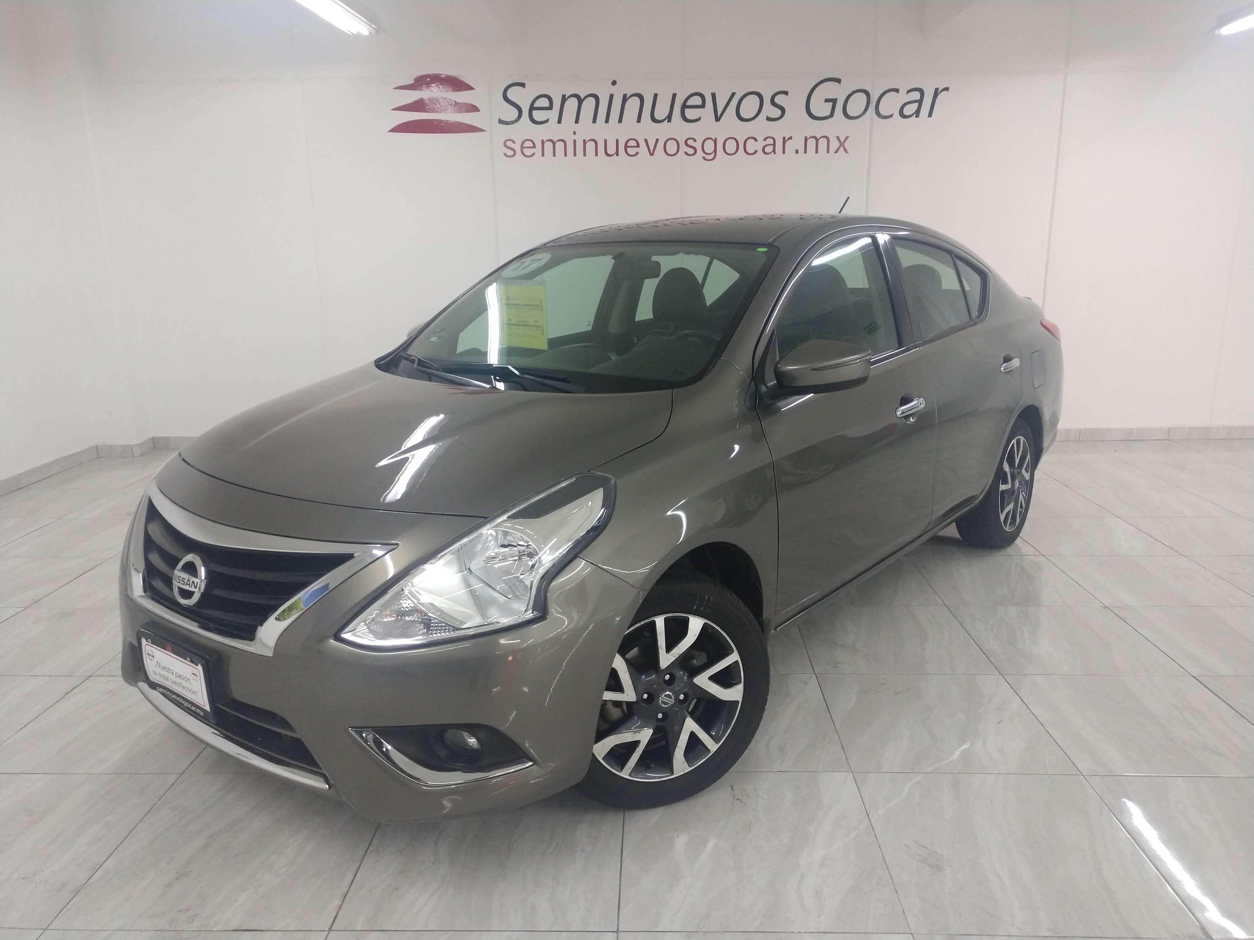 Nissan Versa Exclusive - GocarCredit