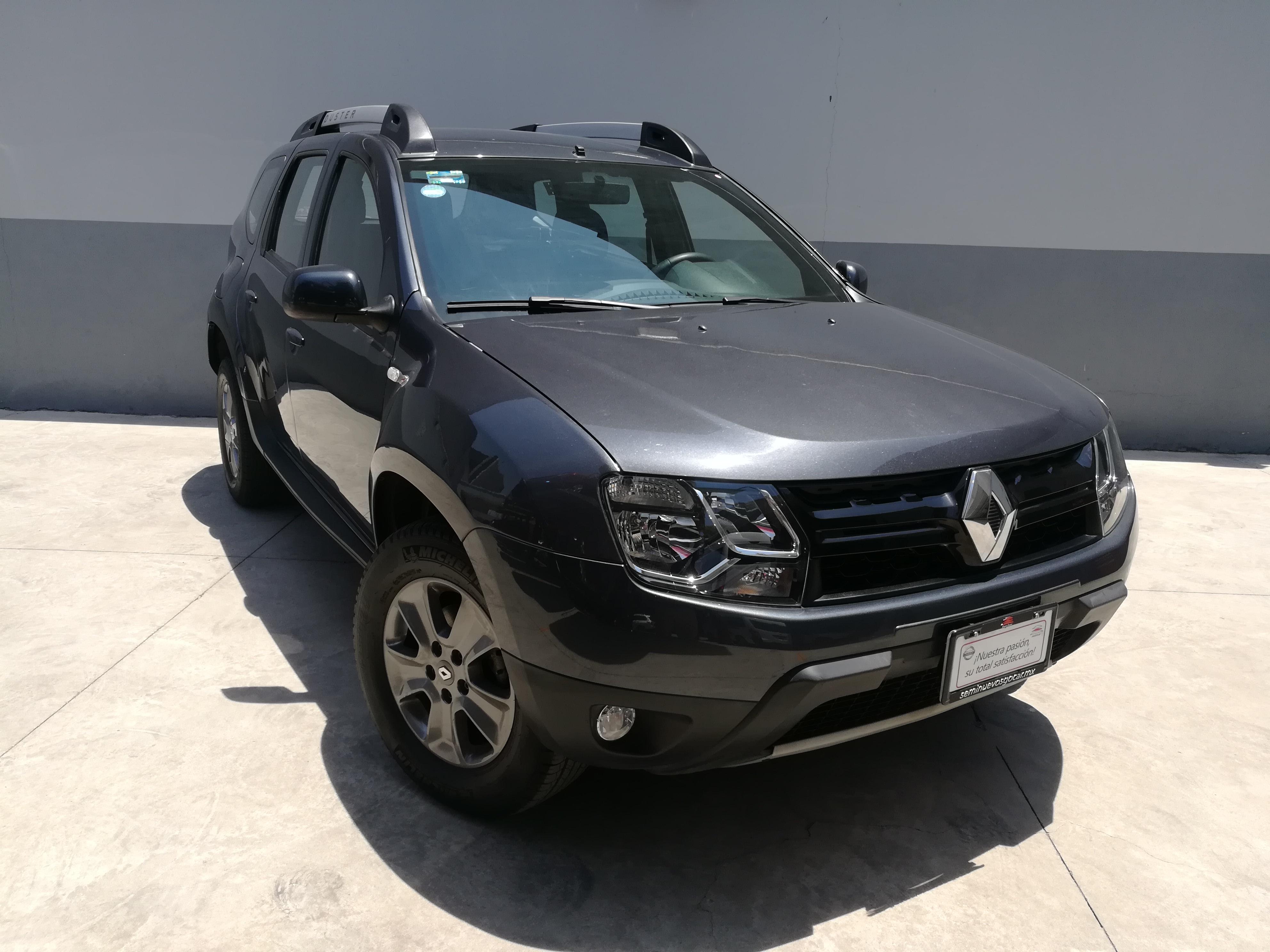 Renault Duster Intens TA - GocarCredit