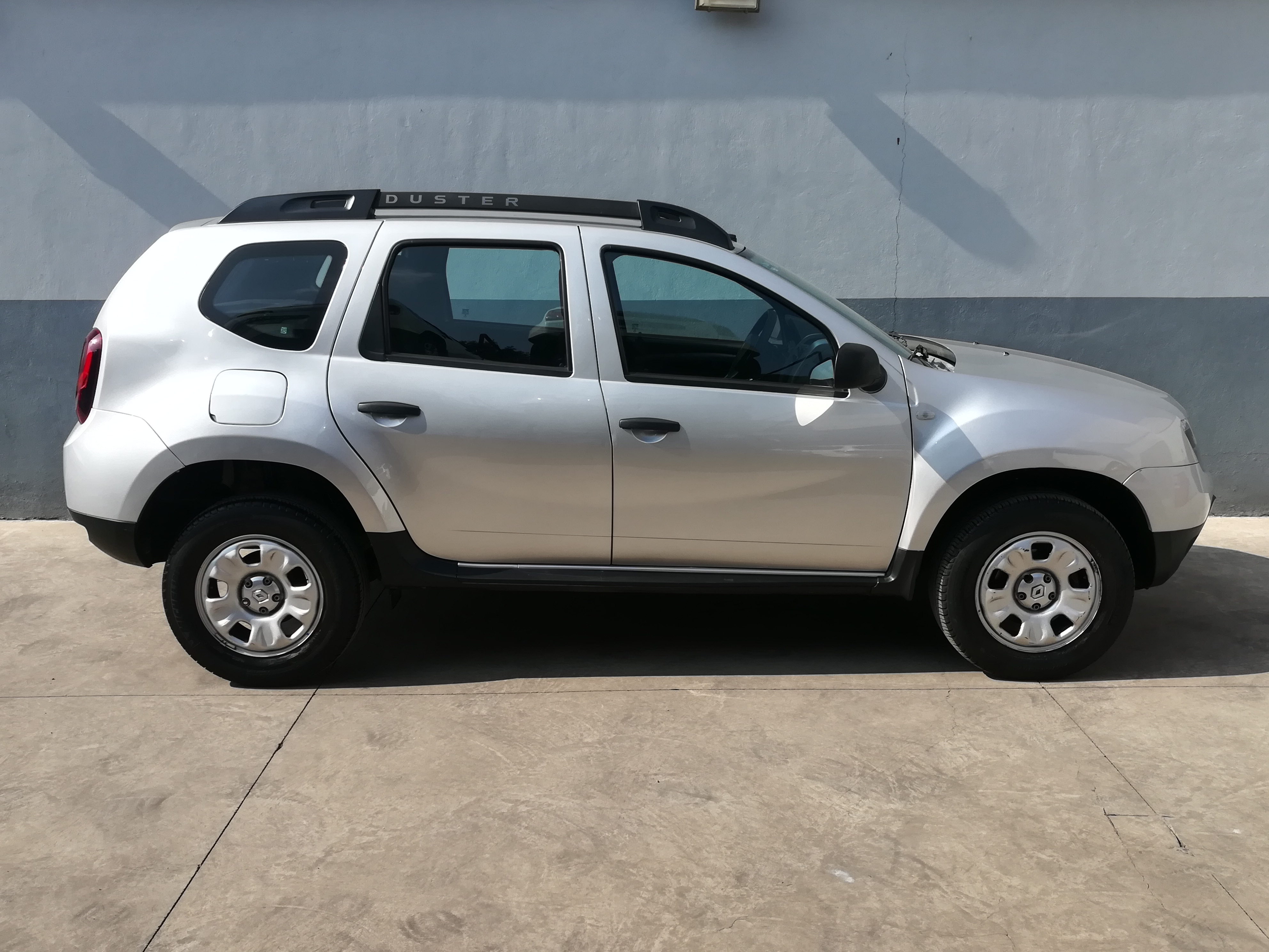 Renault Duster Expression TA
