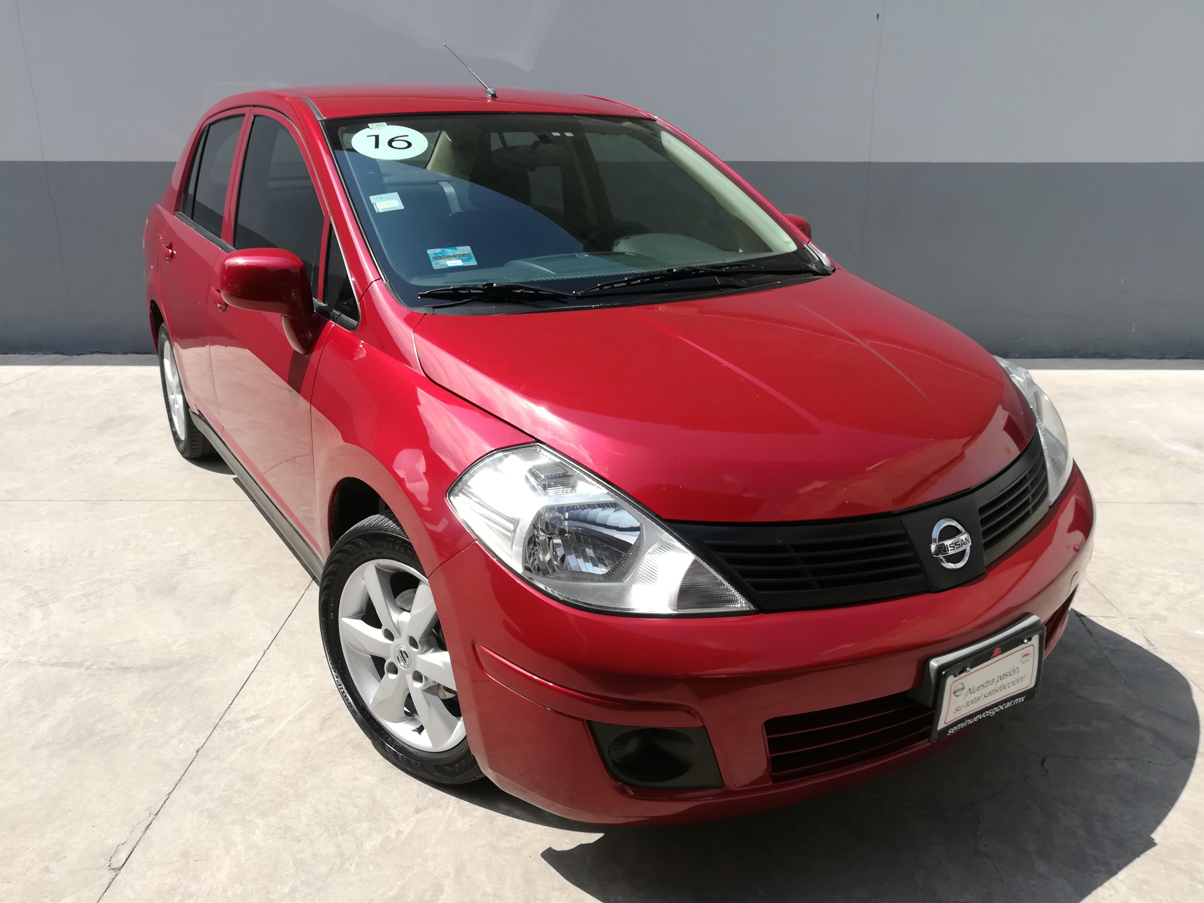 Nissan Tiida Sedan Advance
