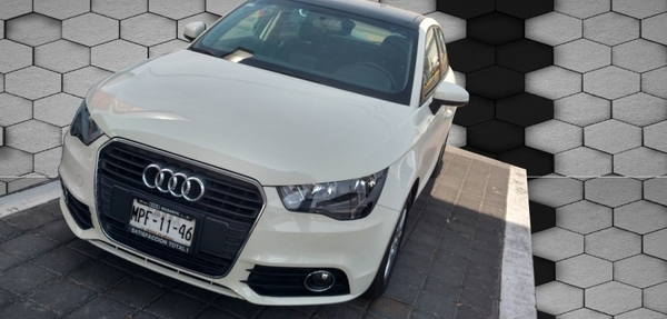 Audi A1 Lateral izquierdo 3
