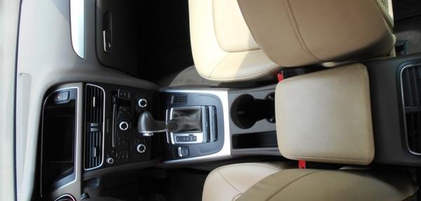 Audi A4 Lateral izquierdo 6