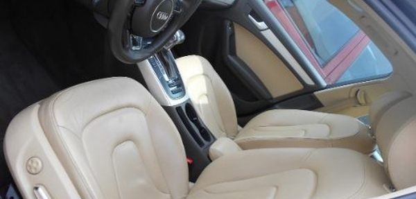 Audi A4 Atrás 7