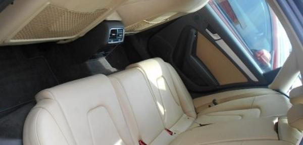 Audi A4 Lateral izquierdo 5
