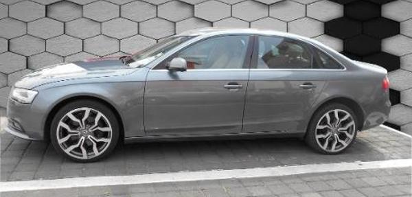 Audi A4 Interior 1