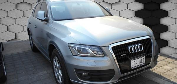 Audi Q5 Frente 10