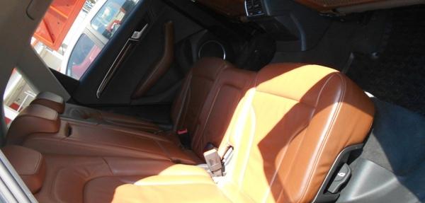 Audi Q5 Tablero 4