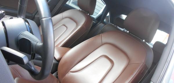 Audi A4 Lateral izquierdo 7